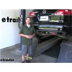 Draw-Tite Max-Frame Trailer Hitch Installation - 2016 Buick Enclave