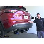 Draw-Tite Max-Frame Trailer Hitch Installation - 2019 Nissan Murano