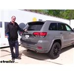 Draw-Tite Trailer Hitch Installation - 2020 Jeep Grand Cherokee