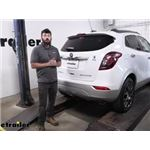 Draw-Tite Trailer Hitch Installation - 2021 Buick Encore