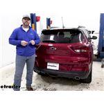 Draw-Tite Class II Trailer Hitch Installation - 2021 Chevrolet Trailblazer