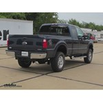 Fifth Wheel and Gooseneck Wiring Harness Installation - 2015 Ford F-250