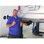 EcoHitch Hidden Trailer Hitch Installation - 2013 Volkswagen Jetta SportWagen