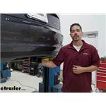 EcoHitch Stealth Trailer Hitch Installation - 2020 Tesla Model 3