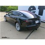 EcoHitch Stealth Trailer Hitch Installation - 2018 Tesla Model 3