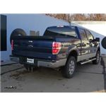 Edge Backup Camera for Color Touch Screen Monitors Installation - 2010 Ford F-150