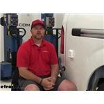 Epicord 30 Amp Twist Lock Power Inlet Installation - 2018 Nissan NV 2500