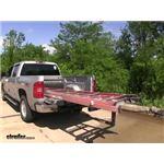 Erickson Hitch Cargo Carrier Review - 2008 Chevrolet Silverado