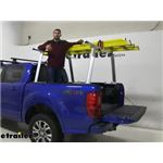Erickson Ladder Racks Review - 2020 Ford Ranger