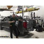 Erickson Ladder Racks Review - 2021 Ford Ranger