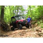 etrailer Hawse Fairlead ATV Winch Installation - 2016 Polaris Ranger