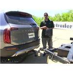 etrailer Trailer Brake Controller 7-Way RV Upgrade Kit Installation - 2020 Kia Telluride