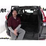 etrailer.com Cargo Area Protector Review - 2019 Honda CR-V