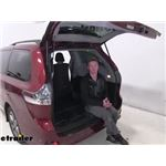 etrailer Cargo Area Protector Review - 2019 Toyota Sienna