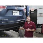 etrailer Trailer Hitch Installation - 2014 Toyota Highlander