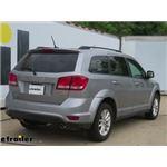 etrailer.com Trailer Hitch Installation - 2015 Dodge Journey