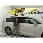 etrailer Watersport Carriers Review - 2017 Chrysler Pacifica