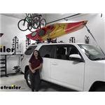 etrailer Watersport Carriers Review - 2021 Toyota 4Runner
