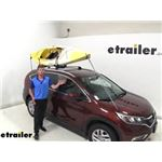 etrailer Watersport Carriers Review - 2015 Honda CR-V