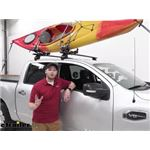 Watersport Carriers Review - 2017 Nissan Titan