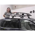 etrailer Medium Roof Cargo Basket Review - 2020 Hyundai Palisade