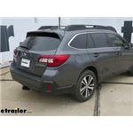 etrailer.com Trailer Hitch Installation - 2019 Subaru Outback Wagon