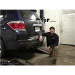 etrailer Universal Kit for a Trailer Brake Controller Installation - 2013 Toyota Highlander