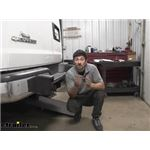 etrailer Trailer Brake Controller Universal Installation Kit Installation - 2018 Chevrolet Express V