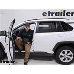 etrailer Bucket Seat Cover Installation - 2019 Toyota RAV4