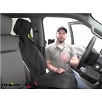 etrailer Bucket Seat Cover Installation - 2020 Ford F-250 Super Duty