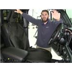 etrailer Bucket Seat Cover Installation - 2020 Jeep Wrangler Unlimited