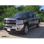 Fifth Wheel Installation - 2011 Chevrolet Silverado
