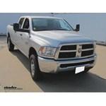 Fifth Wheel Installation - 2012 Dodge Ram