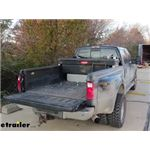 5th Wheel Trailer Hitch Installation - 2010 Ford F-350 Super Duty