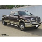 Fifth Wheel Trailer Hitch Installation - 2013 Dodge Ram Pickup - Curt
