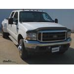 Hopkins Endurance Fifth Wheel Wiring Harness Installation - 2003 Ford F-350
