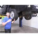 Firestone Coil-Rite Air Helper Springs Installation - 2011 Chevrolet Avalanche