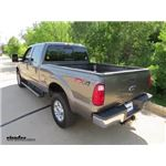 Firestone Ride-Rite Rear Air Helper Springs Installation - 2012 Ford F-250