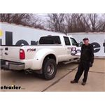 Firestone Ride-Rite Rear Air Helper Springs Installation - 2016 Ford F-350 Super Duty