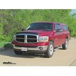 Front Mount Trailer Hitch Installation - 2006 Dodge Ram