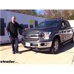 Draw-Tite Front Mount Trailer Hitch Installation - 2018 Ford F-150