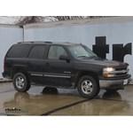 Front Mount Trailer Hitch Installation - 2003 Chevrolet Tahoe - Curt