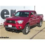 Draw-Tite Front Mount Trailer Hitch Installation - 2015 Toyota Tacoma