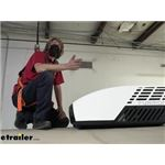 Furrion Chill Replacement RV Air Conditioner Installation - 2010 Fleetwood Discovery Motorhome