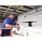 Furrion Access Router Omnidirectional Rooftop Antenna Installation - 2005 K-Z New Vision