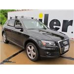 Glacier Cable Snow Tire Chains Installation - 2012 Audi Q5
