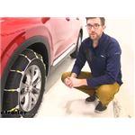 Glacier Cable Snow Tire Chains Review - 2020 Hyundai Santa Fe