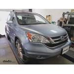 Glacier Square-Link Snow Tire Chains Review - 2011 Honda CR-V