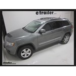 Glacier Cable Snow Tire Chains Review - 2012 Jeep Grand Cherokee