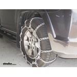 Glacier V-Bar Snow Tire Chains Review - 2012 Toyota 4Runner